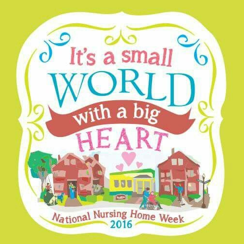 national nursing home week 2016 community care of rutherford county